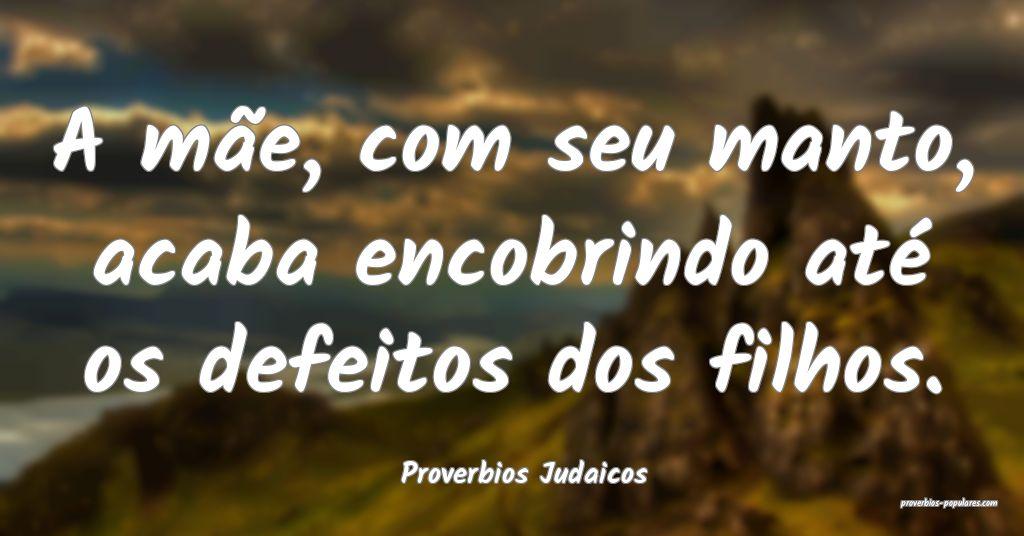 Proverbios Judaicos